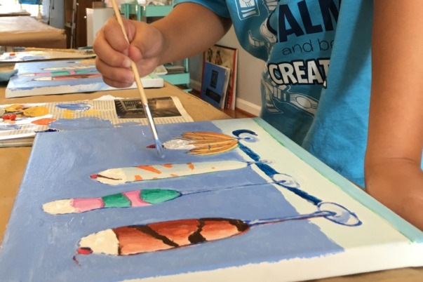 Drawing, Painting Classes for Kids in Elementary, Middle & High School Students + Art College Portfolio Prep Classes | Quality Visual Art Classes for All Skill Level | Shineh Art Studio, LLC - Summer Camps